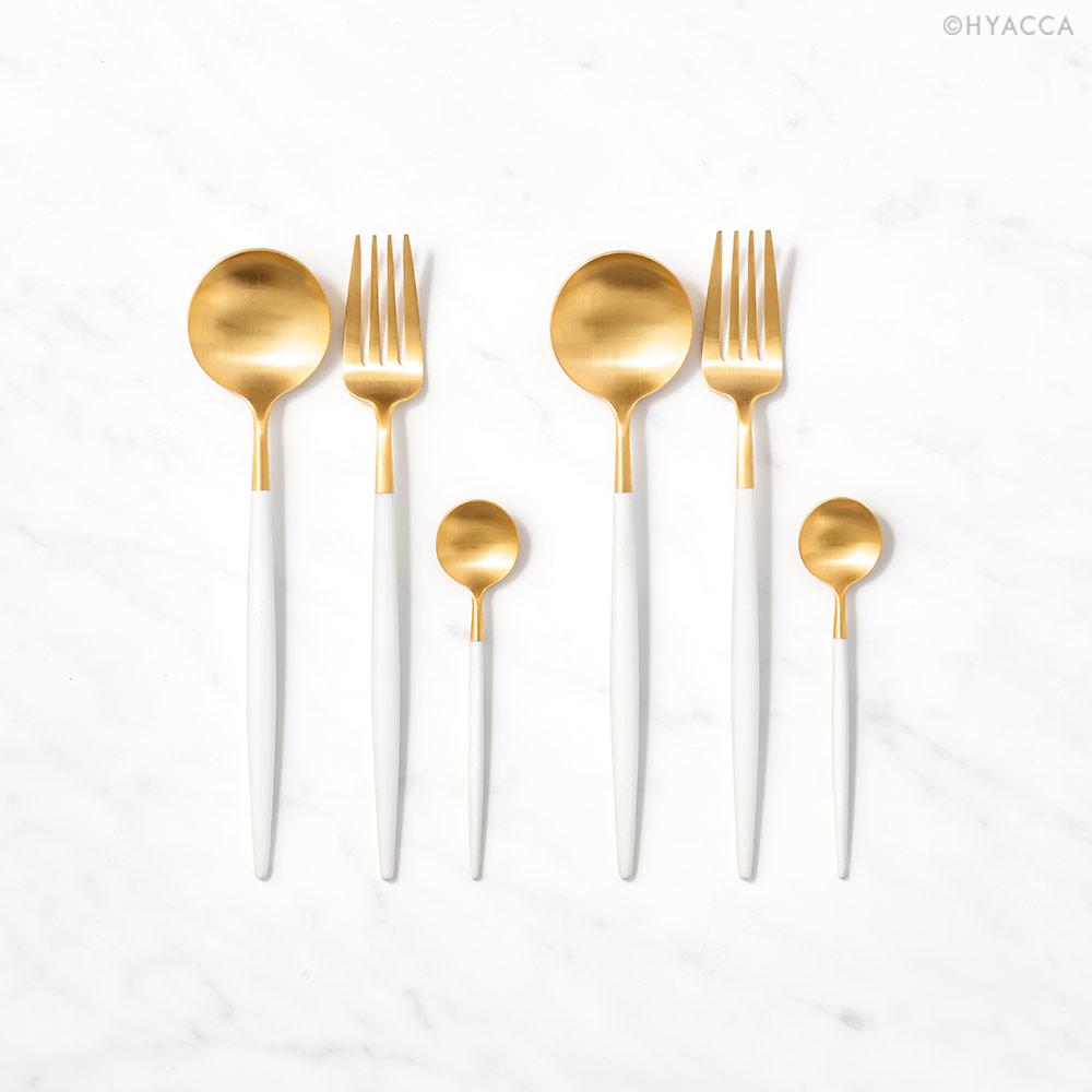 GOA/ホワイトゴールド 6本セット[クチポール] 5