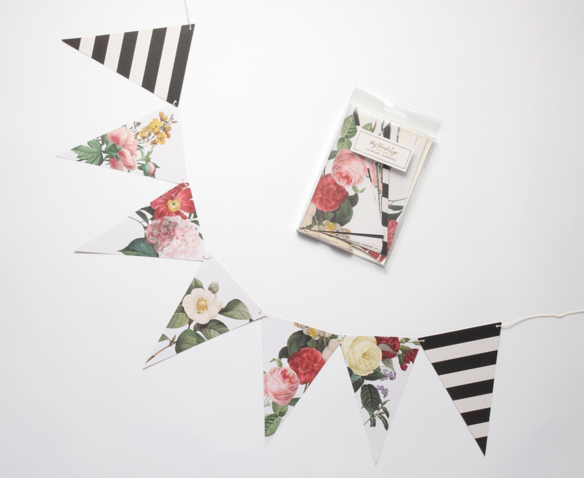 ガーランド/Botanical/Pennant [マイマインズアイ]  1