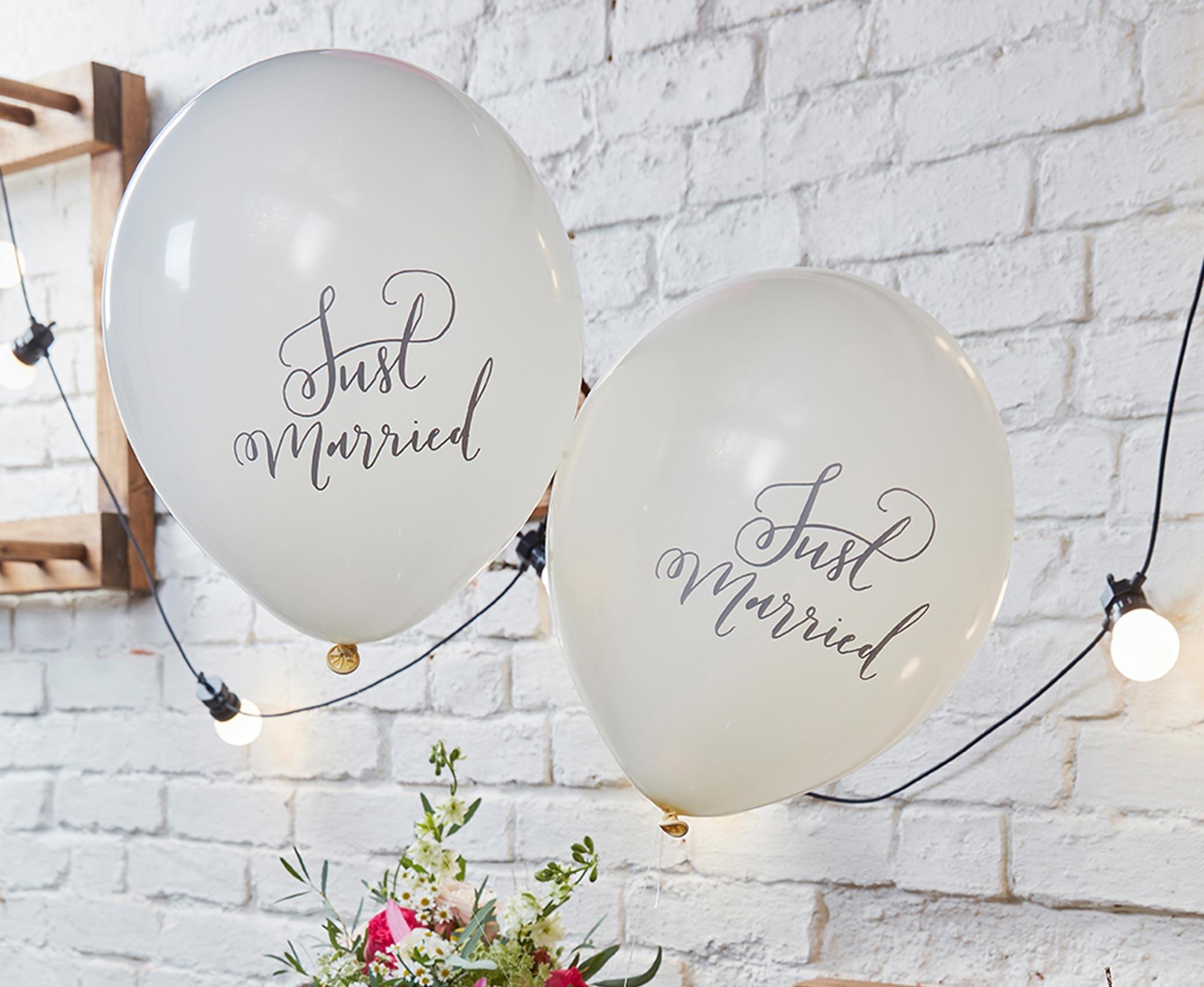 バルーン/Just Married[ジンジャーレイ] 1