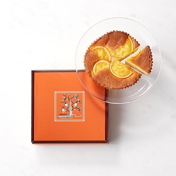 引き菓子 LA VIE DOUCE/オレンジケーキ 40