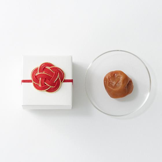 プチギフト 祝箱ウェルカム/紀州南高梅 30