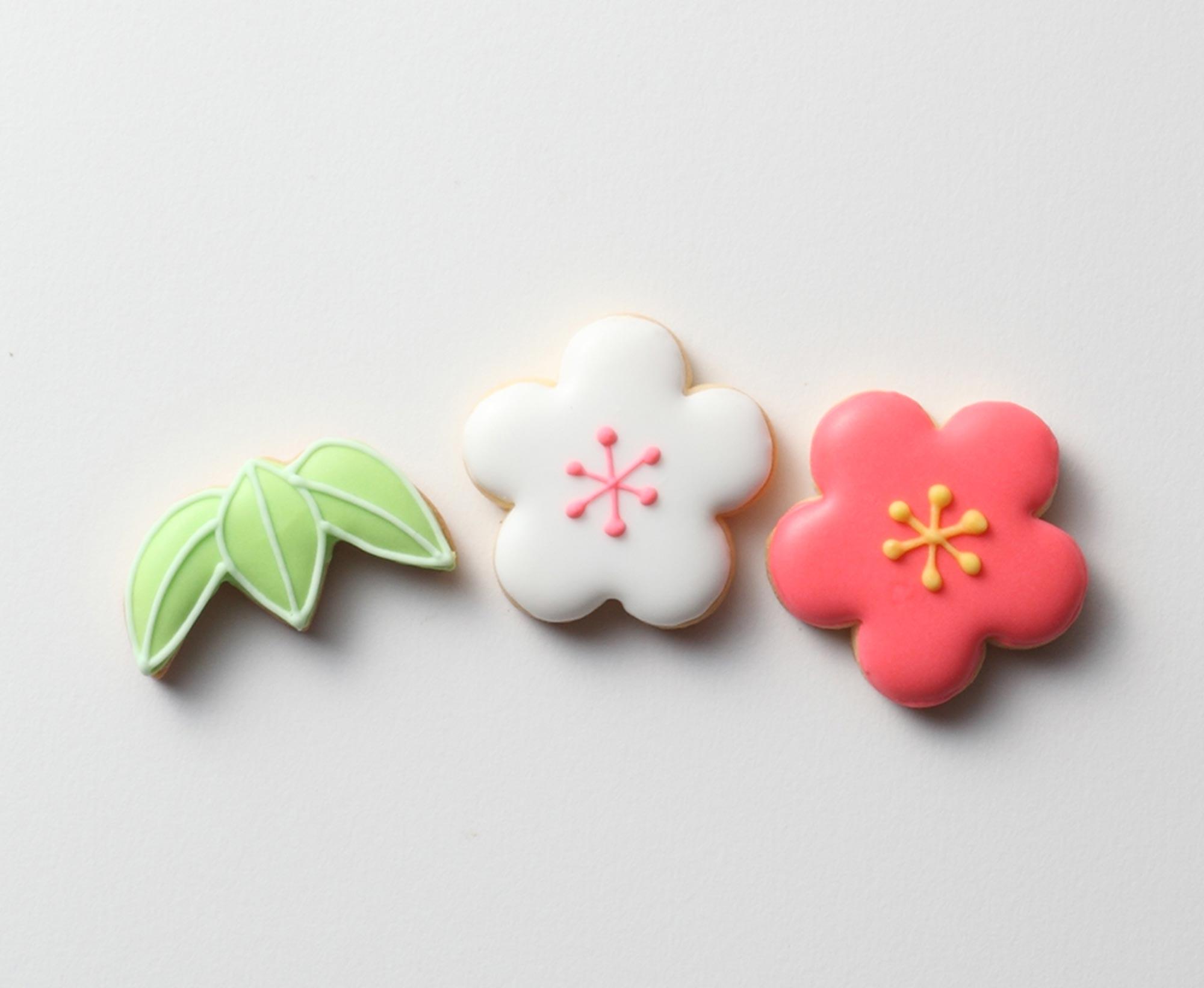 アイシングクッキー/和花[ヒャッカ] 1