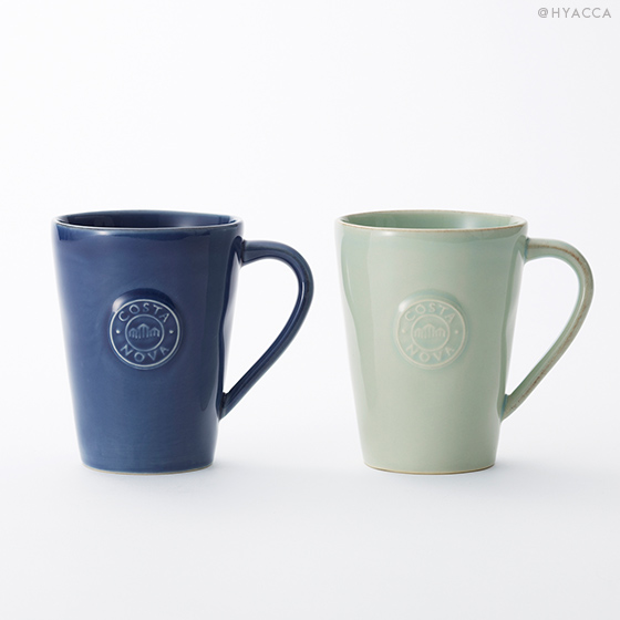 結婚内祝い マグカップ 2個セット/デニムカラー[コスタノバ] 7