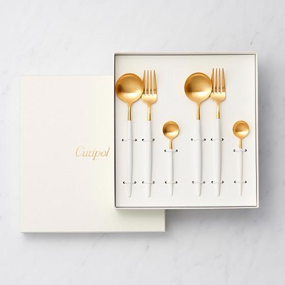 贈るシーンで選ぶ GOA/ホワイトゴールド 6本セット[クチポール] 10
