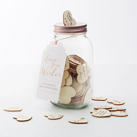デコレーションアイテム ゲストブック/Wishing Jar[ジンジャーレイ] 7
