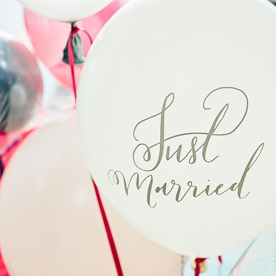 バルーン/Just Married[ジンジャーレイ] 3
