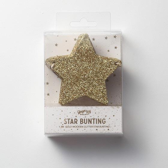 ガーランド/Star Glitter/Gold[ジンジャーレイ]  5