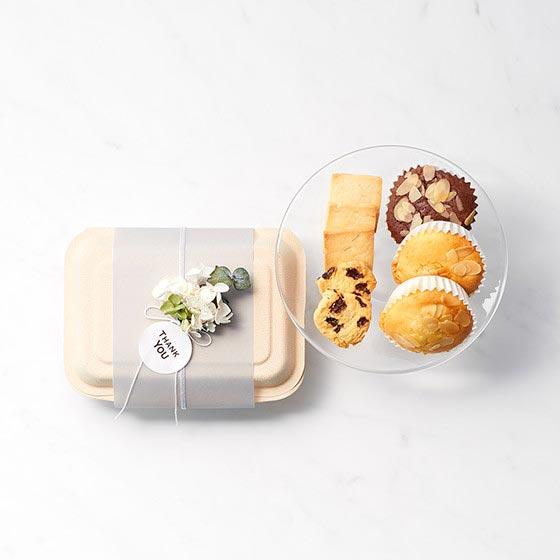 引き出物 お菓子BOX/naturally[ケーミールズ] 4