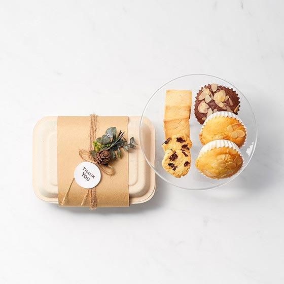 引き出物 お菓子BOX/garden[ケーミールズ] 3