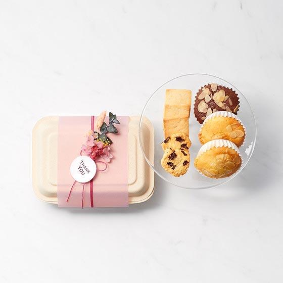 引き出物 お菓子BOX/sweet[ケーミールズ] 5