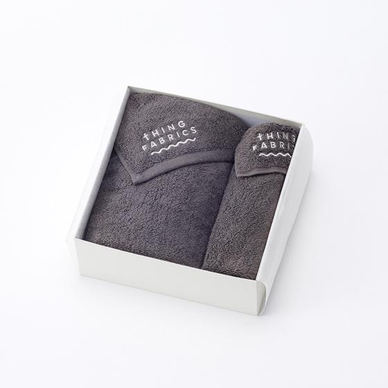 ハンド・フェイスタオル 2枚セット/3カラー[シングファブリックス] 10