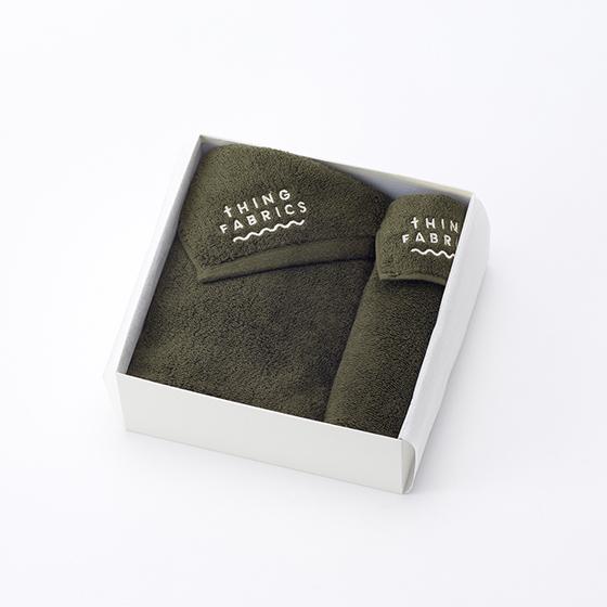 ハンド・フェイスタオル 2枚セット/3カラー[シングファブリックス] 9