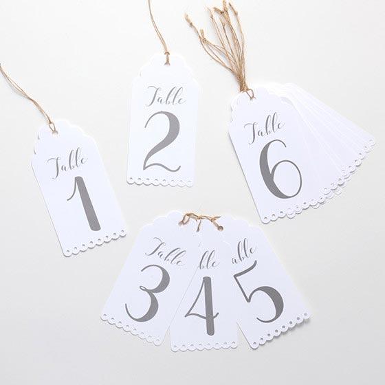 テーブルナンバー/Tags[ジンジャーレイ] 3