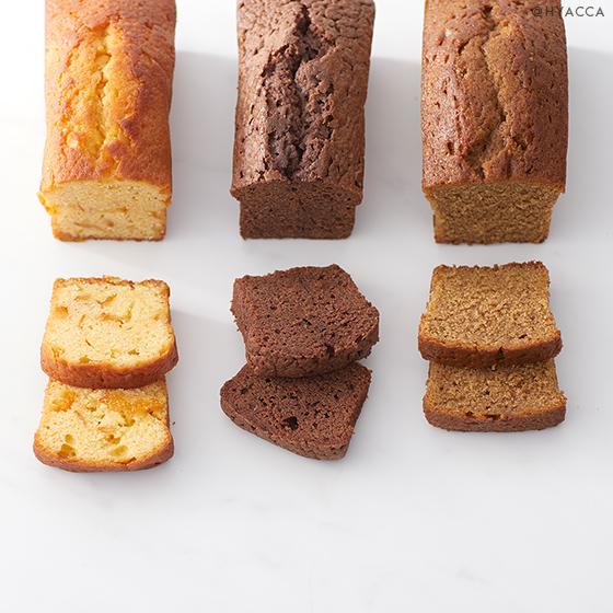 パウンドケーキ/オレンジ/チョコ/紅茶 3種類[ボンボニエールメゾン] 10