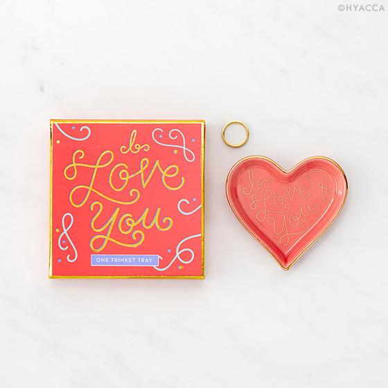 デコレーションアイテム リングケース/I LOVE YOU HEART[ロザンナ] 36