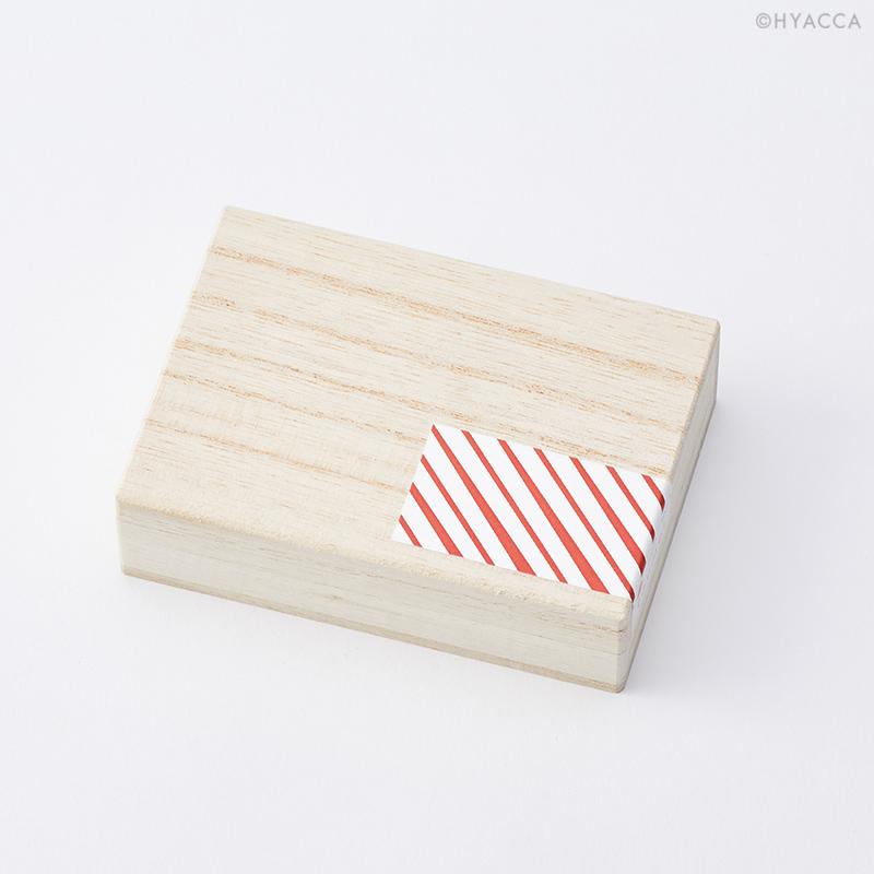 箔 箸置き/い/5個セット[トウメイ] 6