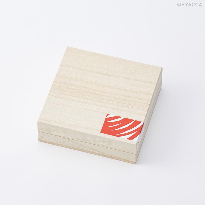 箔 コースター/い/4枚セット[トウメイ] 8