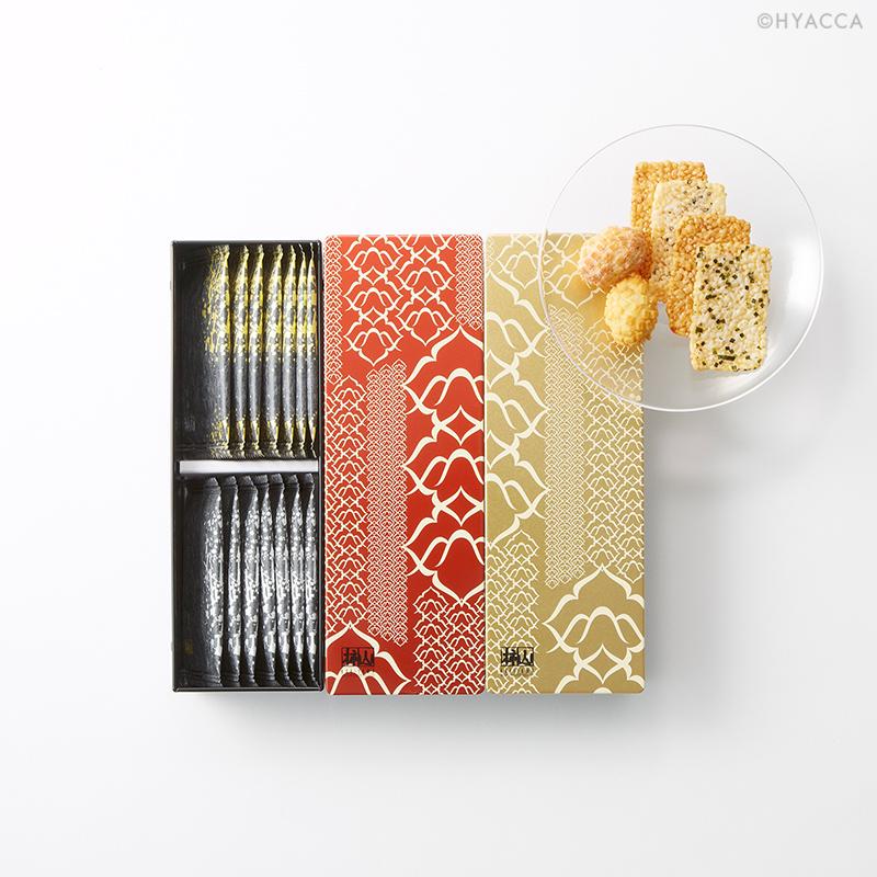 取引先の方へ 赤坂あわせ/3缶セット[赤坂柿山] 24