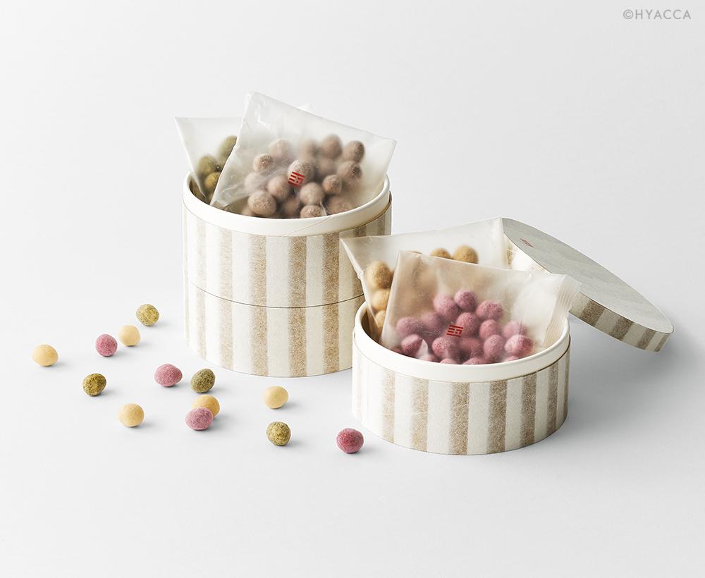 五穀豆菓子/千千豆 6種類入り[五穀屋] 1