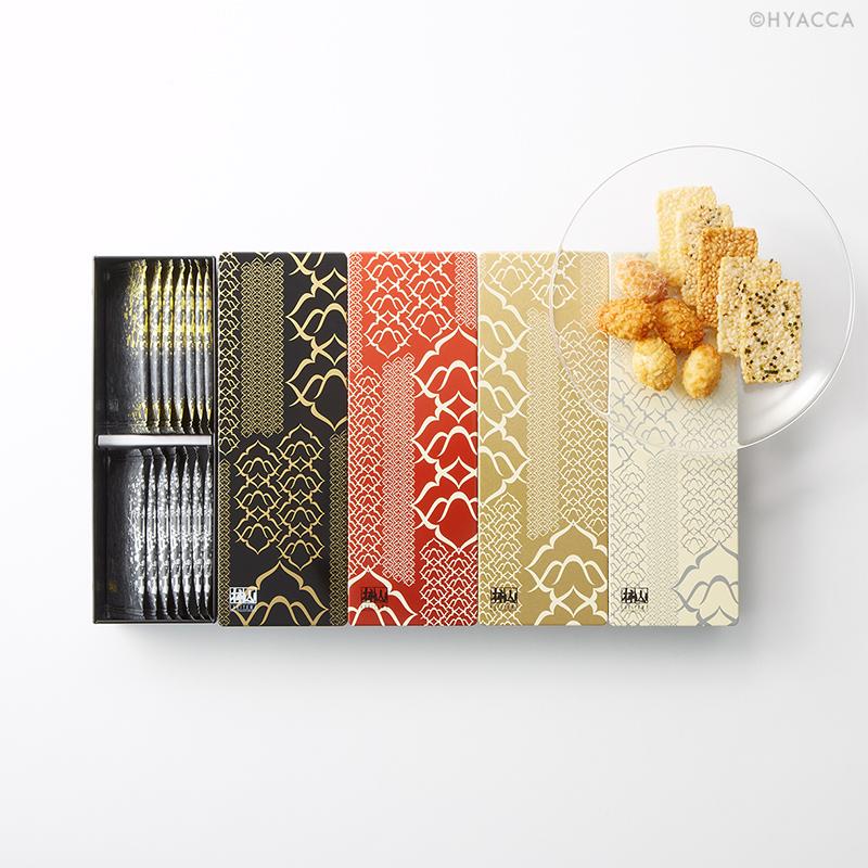 取引先の方へ 赤坂あわせ/5缶セット[赤坂柿山] 22