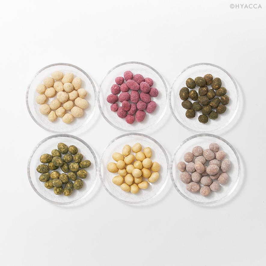 五穀豆菓子/千千豆 6種類入り[五穀屋] 2
