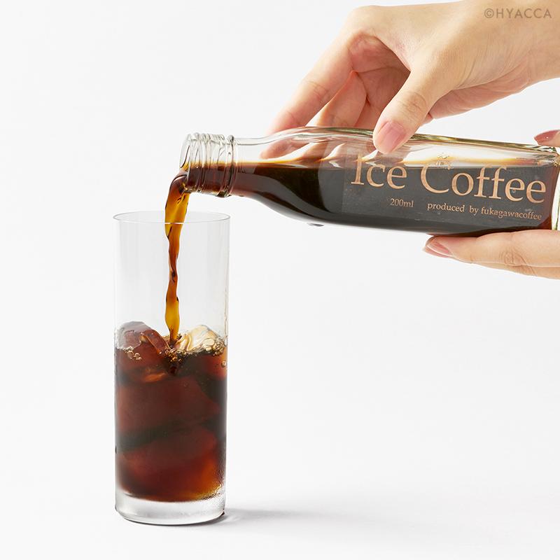 (プチギフト)アイスコーヒー1本[深川珈琲] 2