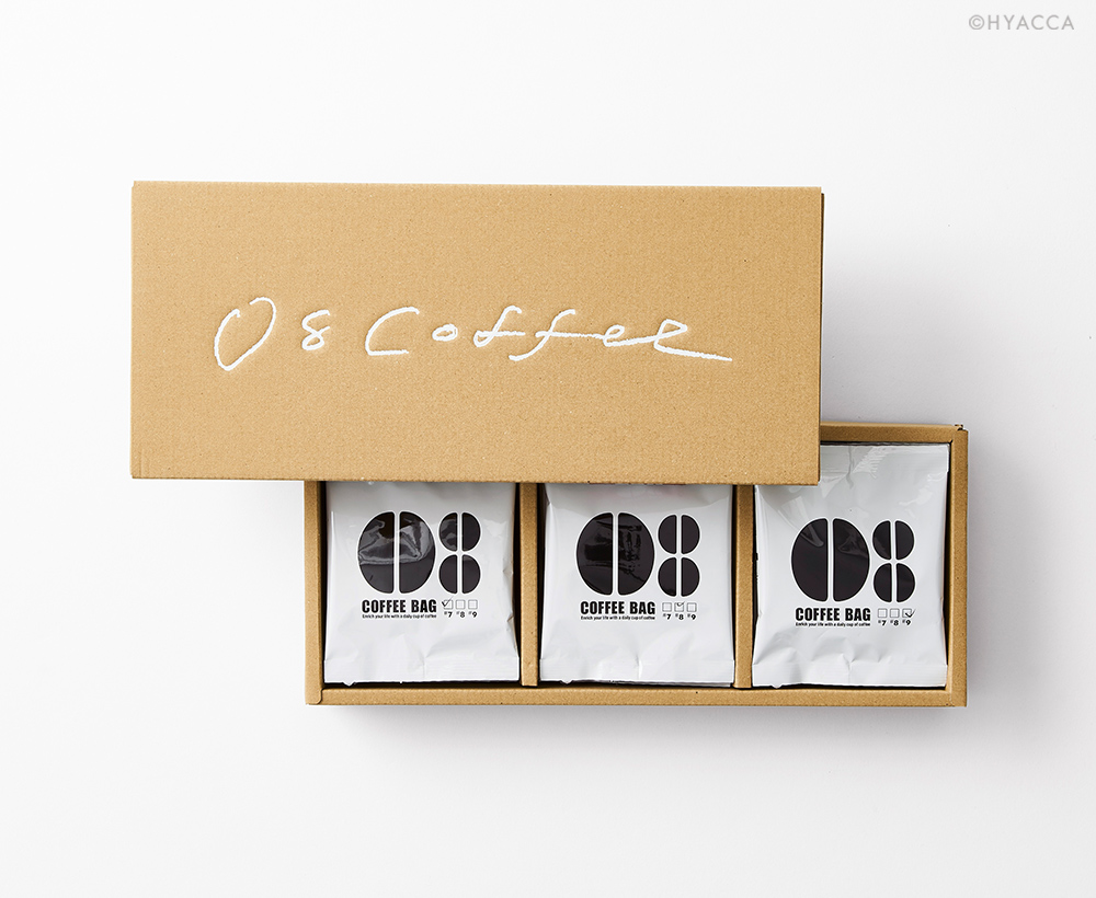 COFFEE BAG 15個入[ゼロハチコーヒー] 1