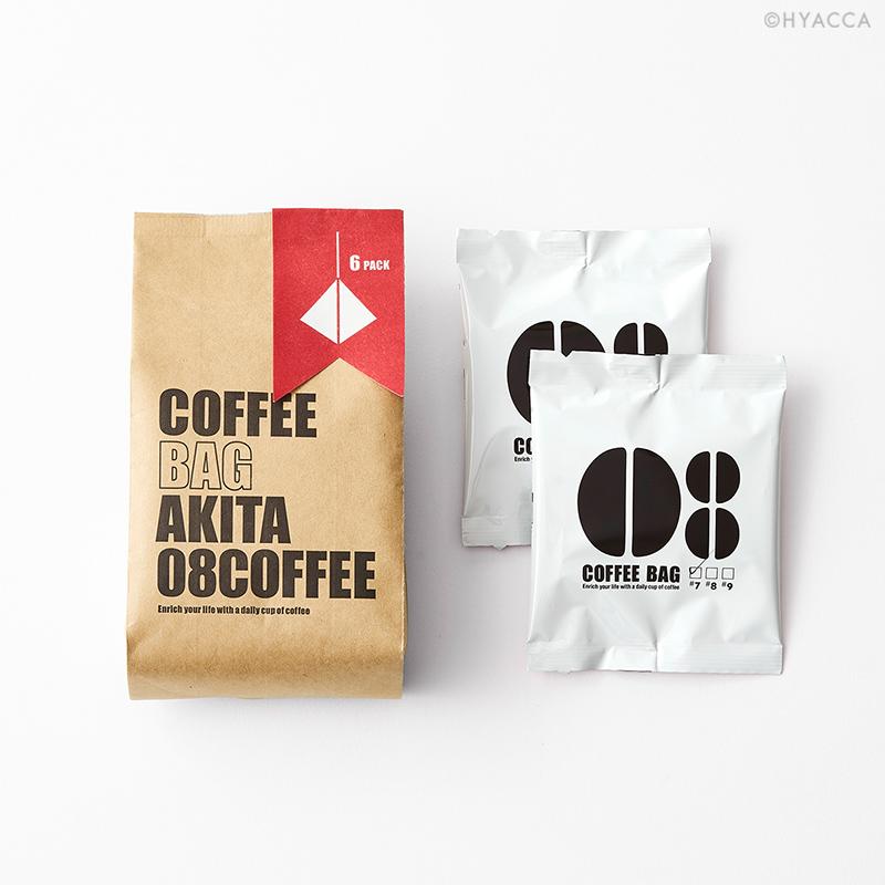 父の日 COFFEE BAG 6個入[ゼロハチコーヒー] 25