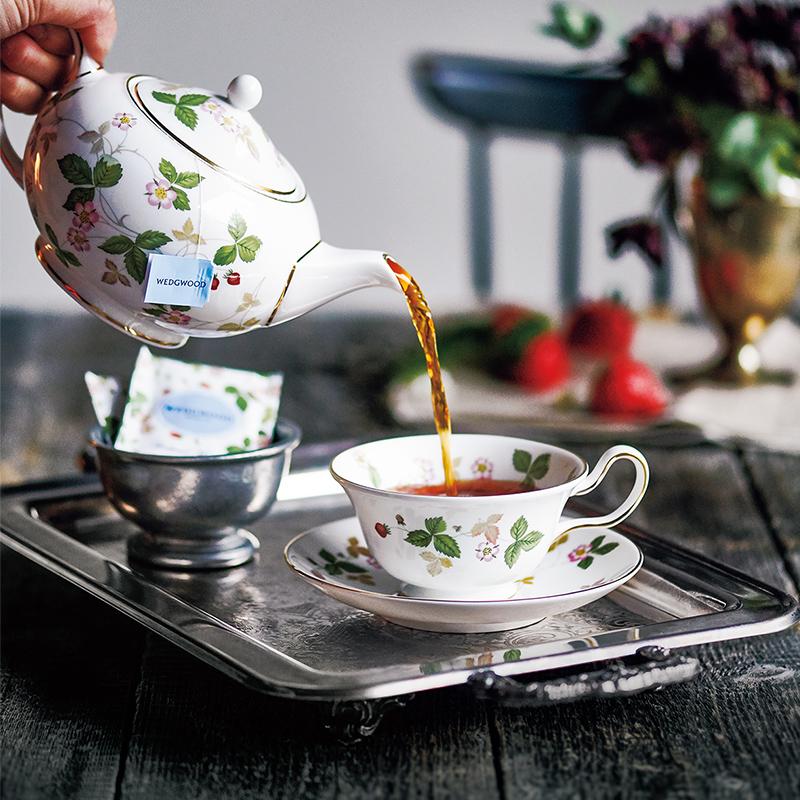 ゆらぎタンブラー/M 5個セット[プラキラ]+焼き菓子+紅茶 11