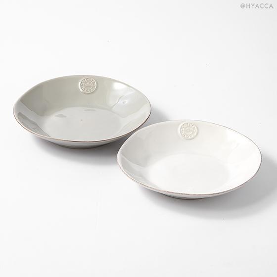引き出物 パスタプレート 2枚セット/ナチュラルカラー[コスタノバ] 20