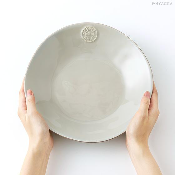 パスタプレート 2枚セット/ナチュラルカラー[コスタノバ] 7