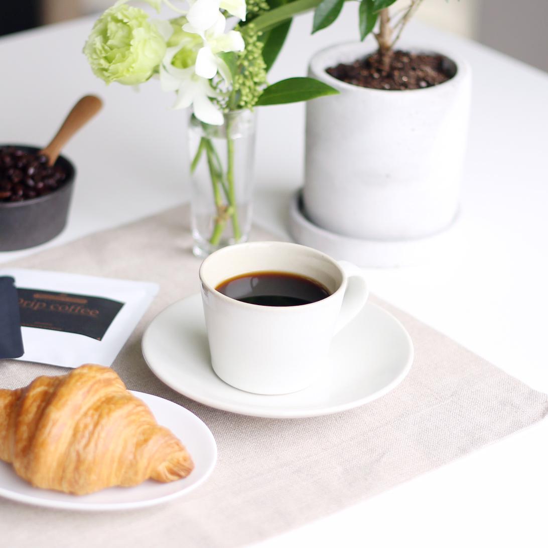 トゥーゴータンブラー/カーキ[キントー]+焼き菓子+コーヒー 13