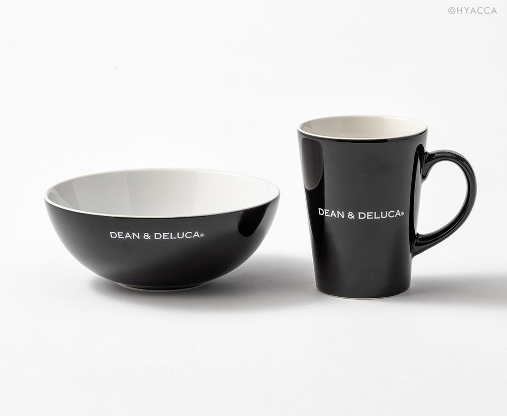 シリアルボウル&ラテマグSセット/ブラック[ディーン&デルーカ] 4