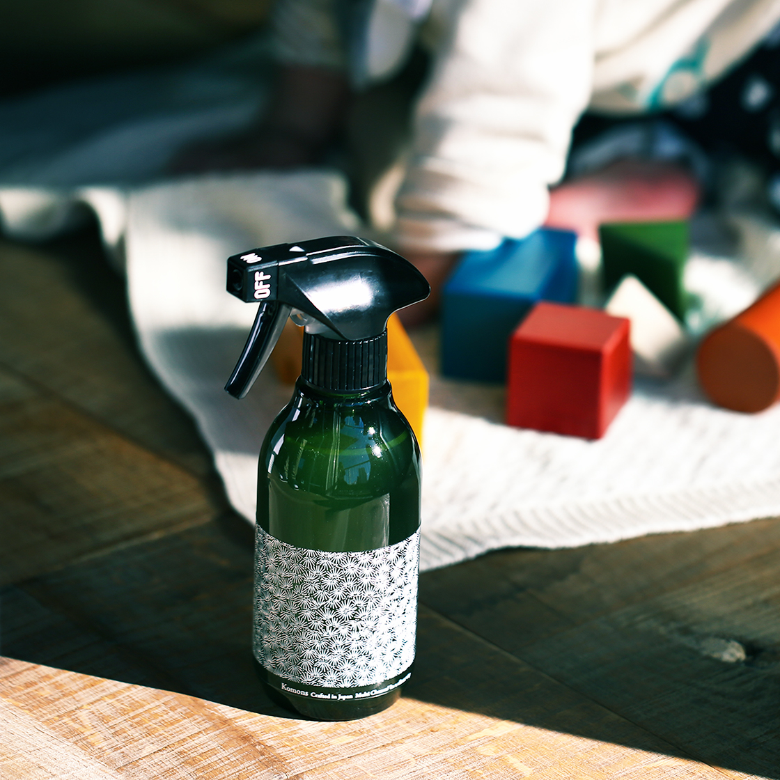 ベーシックカルテット/食器用洗剤&マルチクリーナー&ハンドソープ&ファブリックミスト[コモンズ] 6
