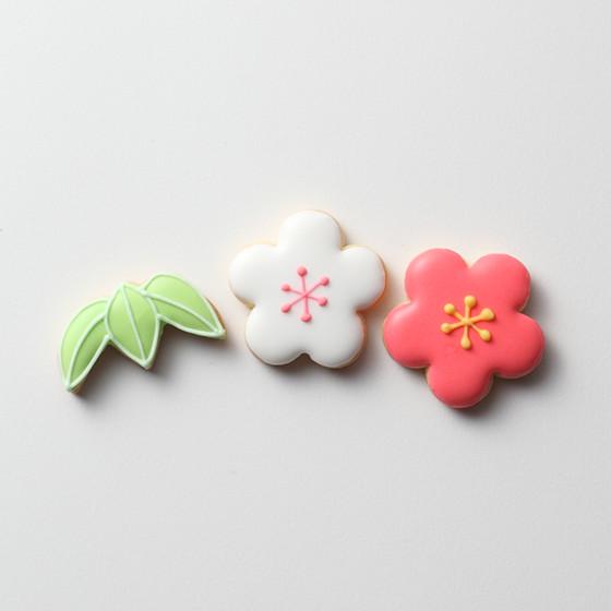 アイシングクッキー/和花[ヒャッカ]アニバーサリー用 12