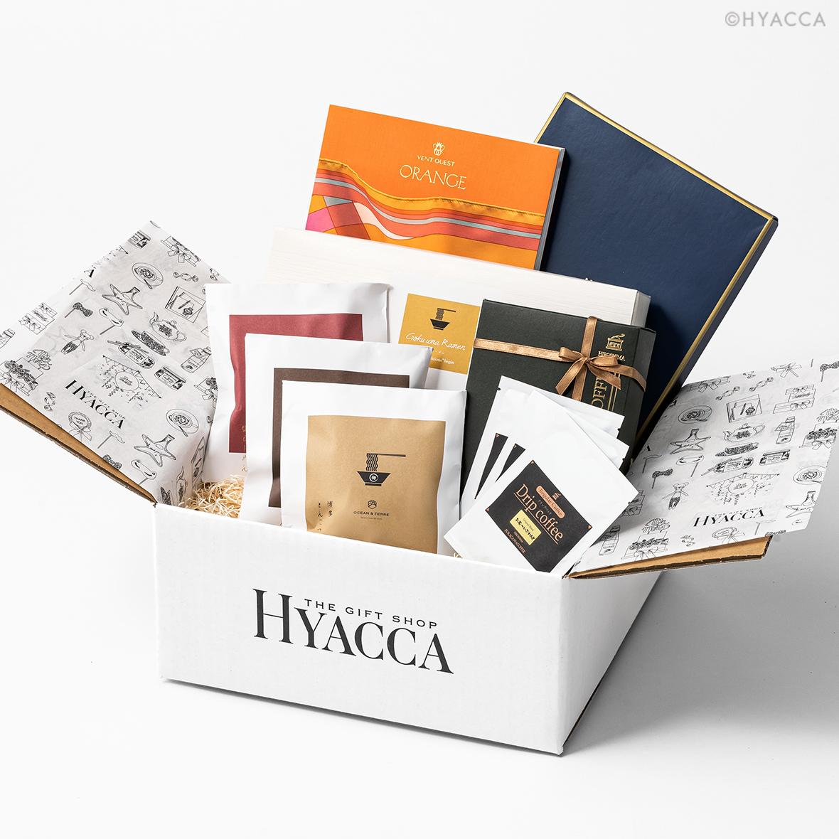 引き出物 カタログギフト/ヴァンウエスト 全7種類+ラーメン+コーヒー 10