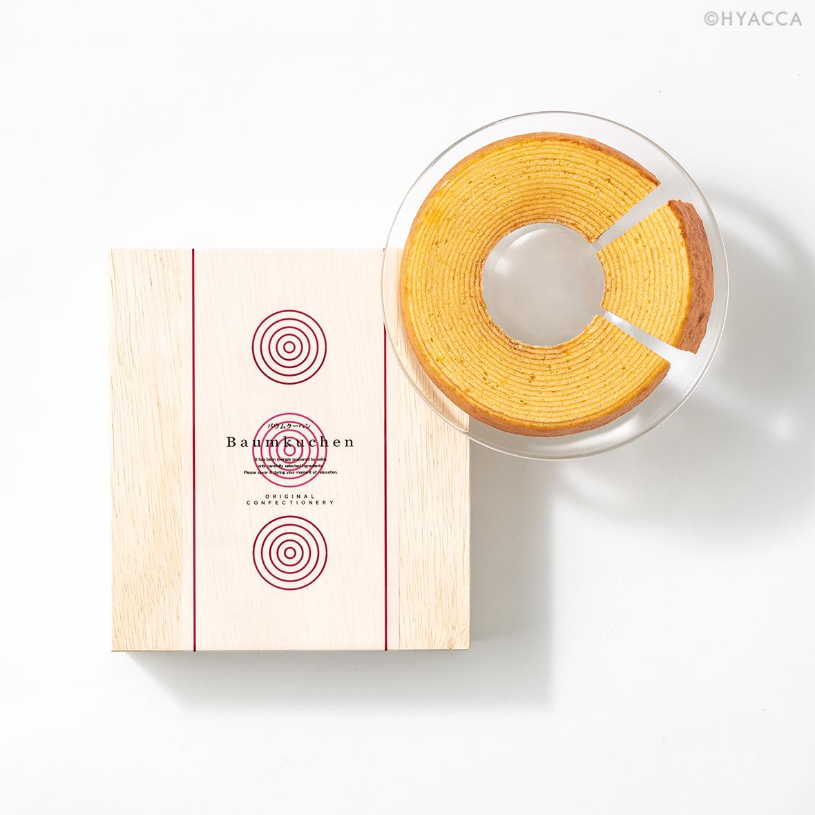 引き菓子 輪-rin-大きなたっぷり生バウム 24