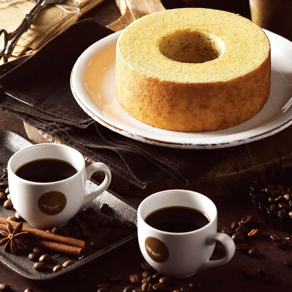 カタログギフト/ヴァンウエスト/イヴォワール+バームクーヘン+コーヒー 7
