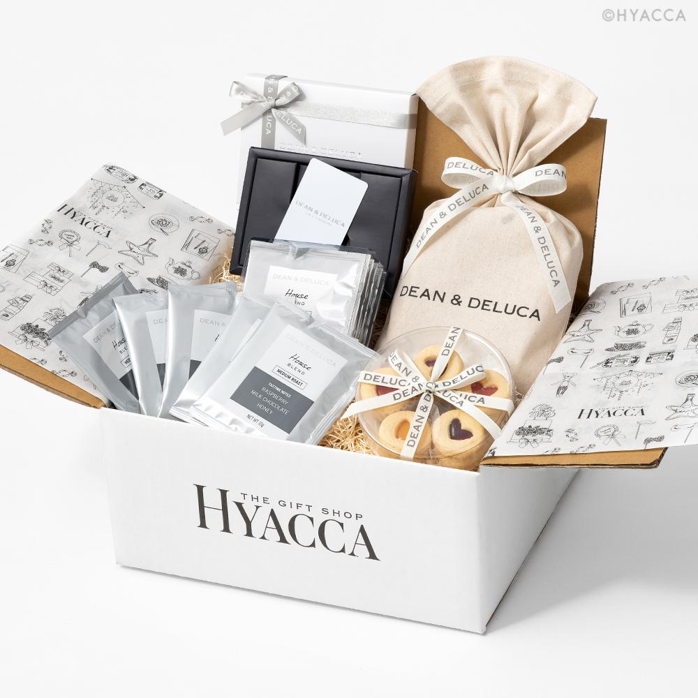 引き出物 カタログギフト/カードタイプ+焼き菓子+コーヒー[ディーン&デルーカ] 6