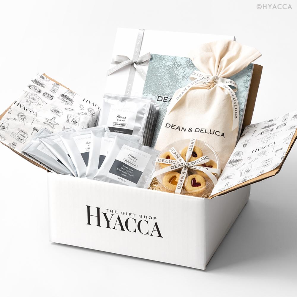引き出物 カタログギフト/ブックタイプ 全3種類+焼き菓子+コーヒー[ディーン&デルーカ] 1