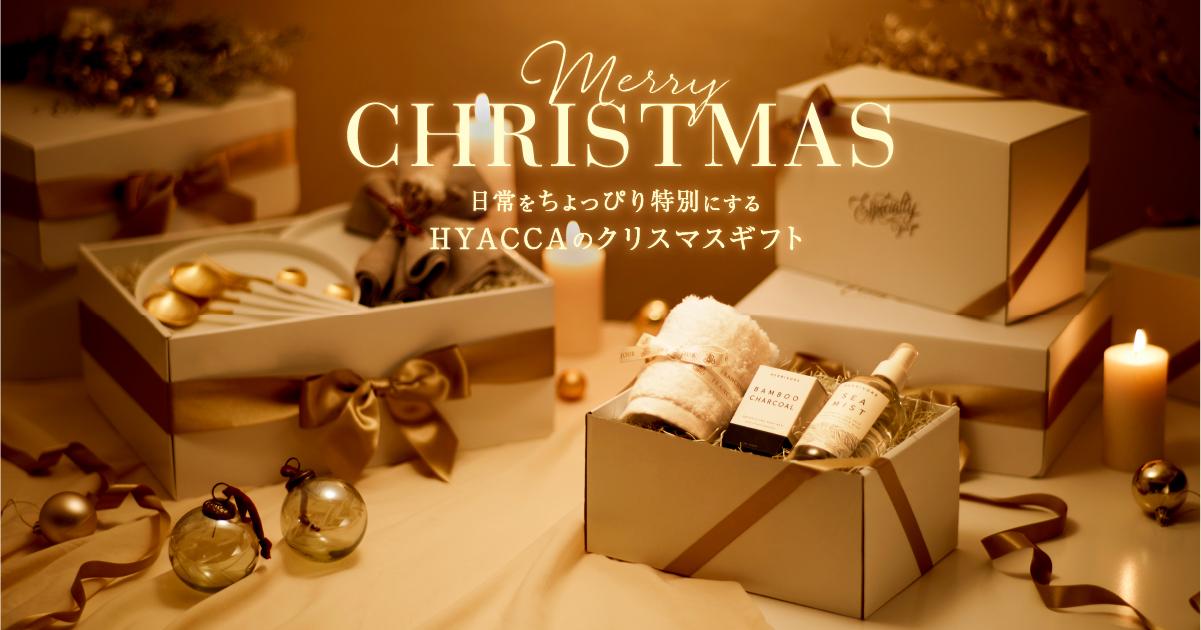 日常を特別にする<br>クリスマスギフト