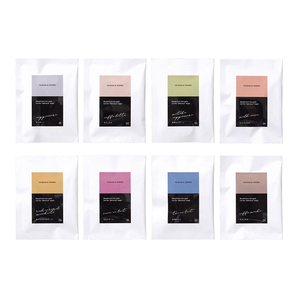 カタログギフト/ウルアオ 全9種類+デニッシュ+Cafeセット 8