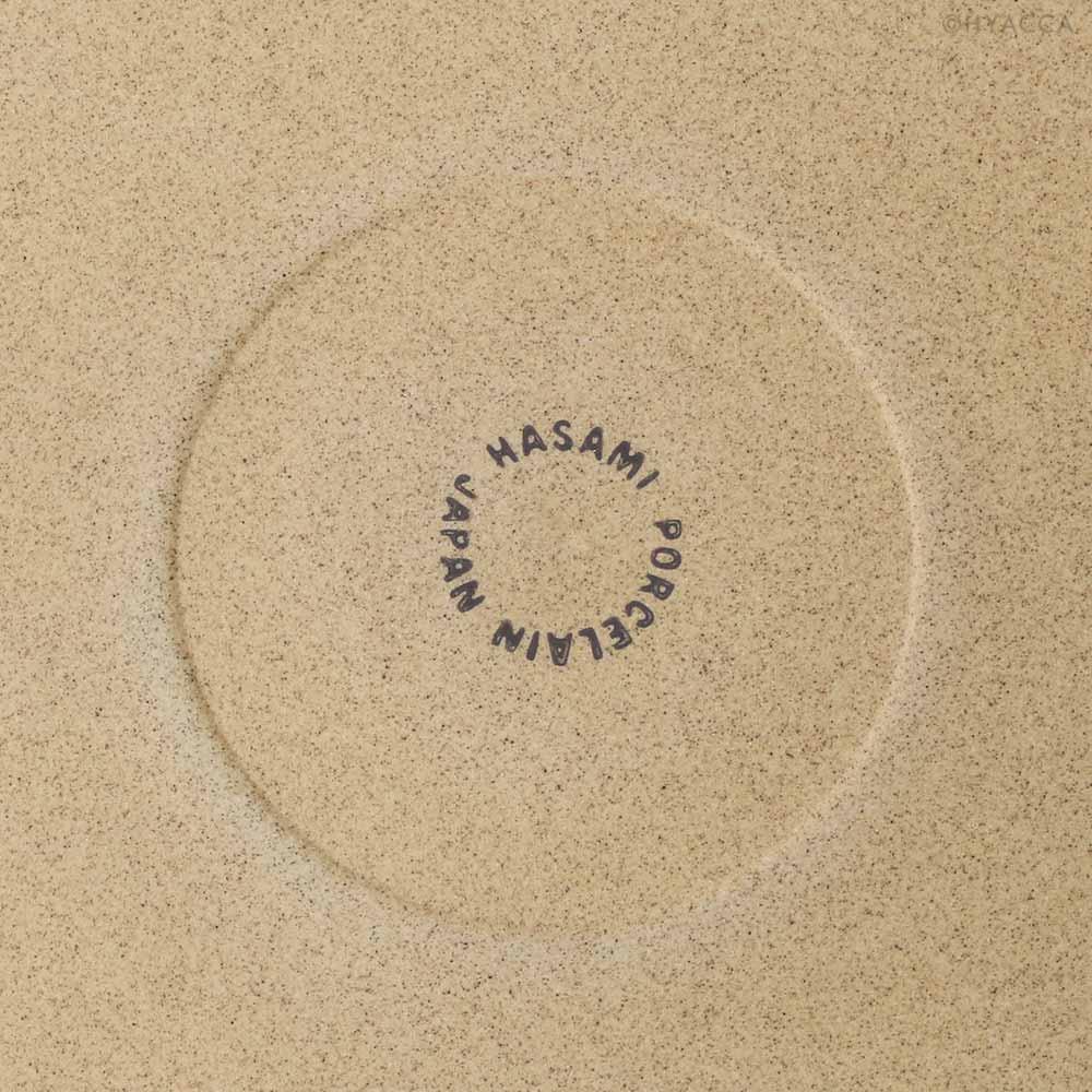 HASAMI PLATE BOX/クリア[ハサミポーセリン] 5