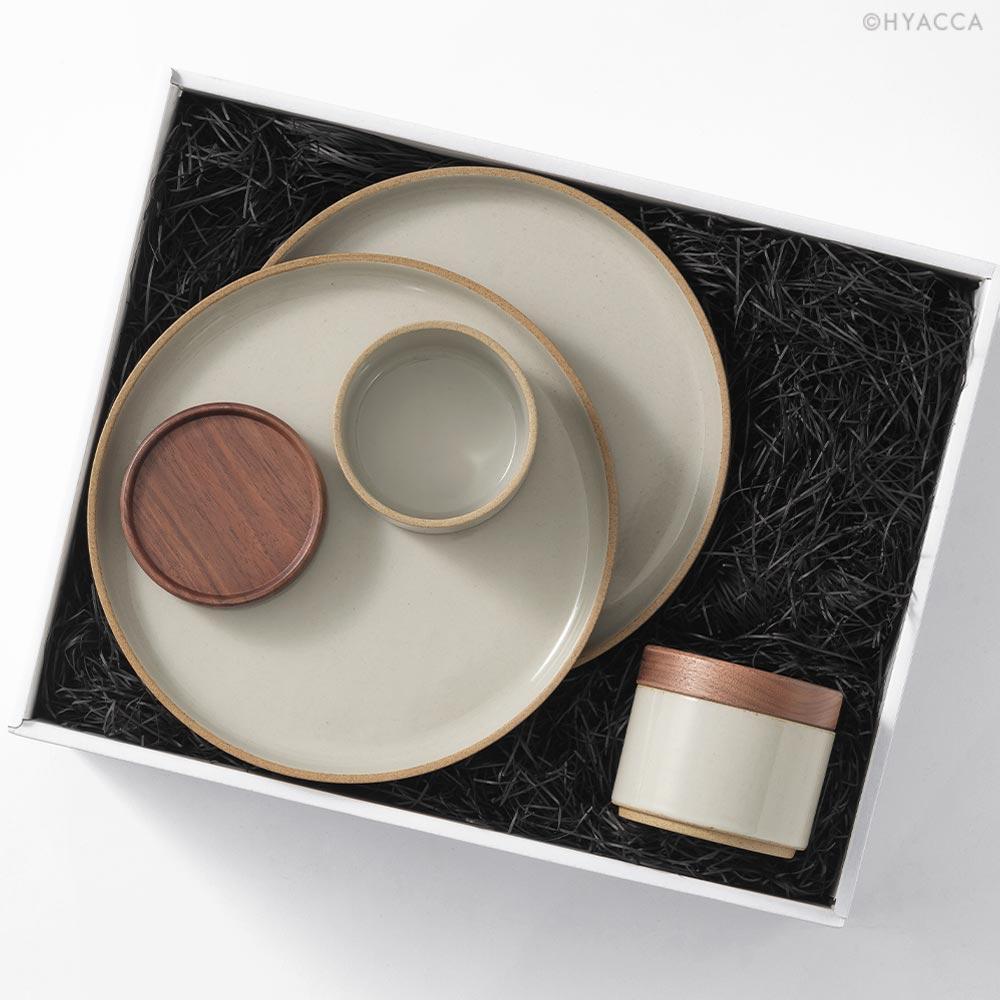 結婚内祝い HASAMI PLATE BOX/クリア[ハサミポーセリン] 10