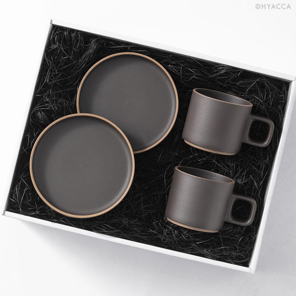 結婚内祝い HASAMI CUP BOX/ブラック[ハサミポーセリン] 34