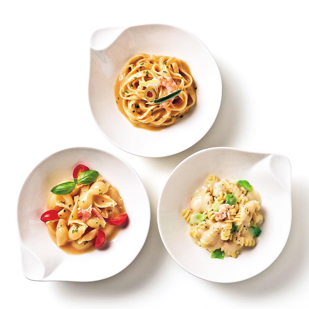 カタログギフト/ウルアオ 全8種類+パスタ+スープ 5