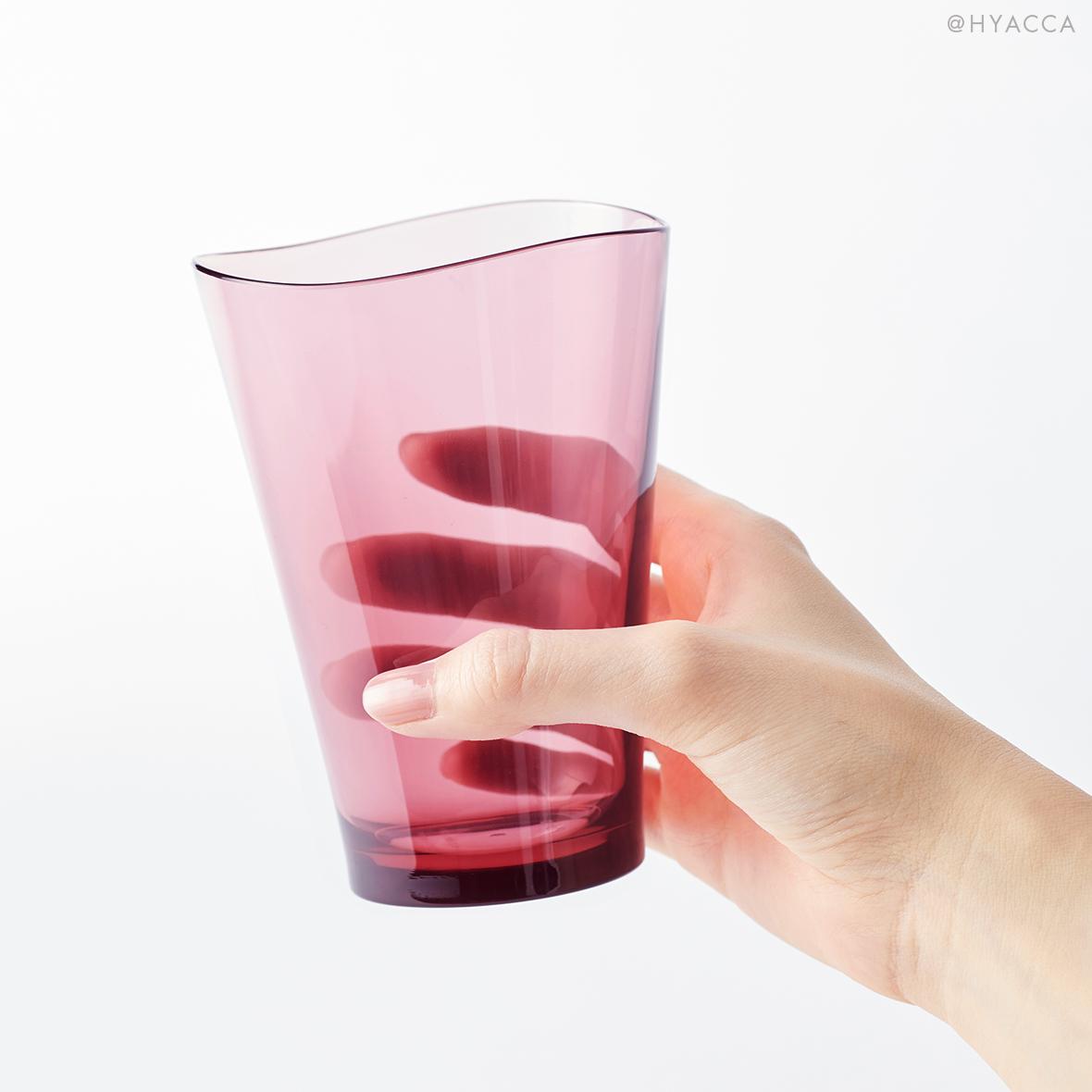 ゆらぎタンブラー/M 5個セット[プラキラ]+バームクーヘン+ジュース 6