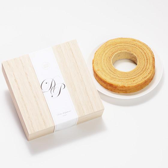 カタログギフト/クロンヌ 全6種類+バームクーヘン+紅茶 8