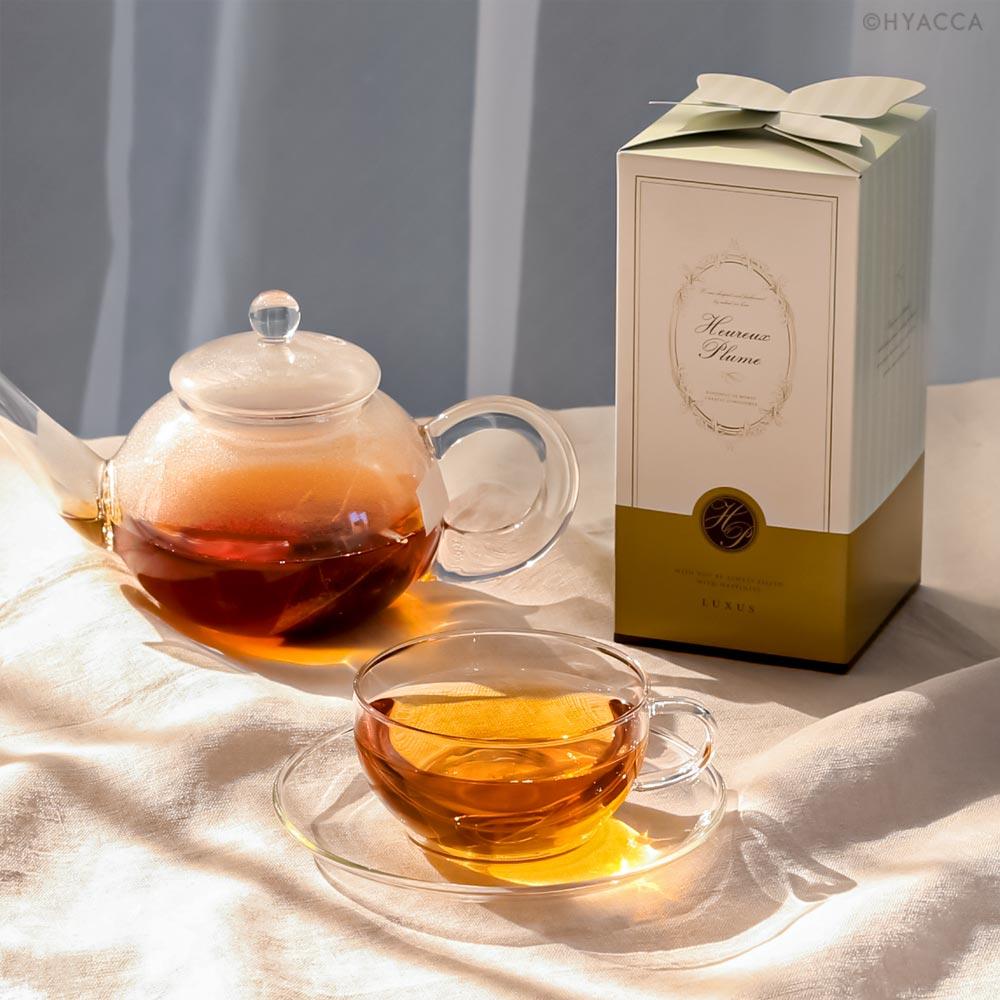 カタログギフト/ウルアオ 全12種類+バームクーヘン+紅茶 10