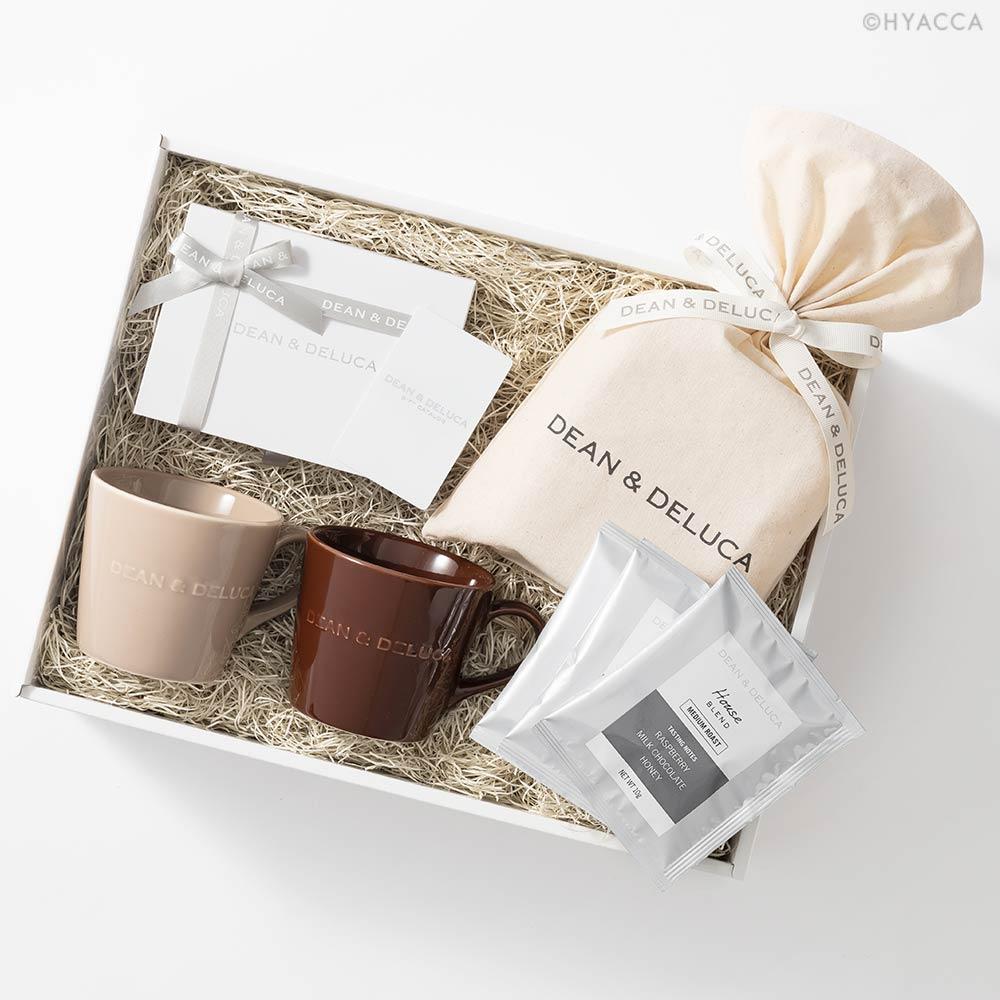 女性へ DEAN & DELUCA CAFE BOX / 3種選択[ディーン&デルーカ] 2